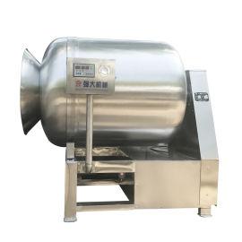 诸城食品机械 牛肉羊肉快速入味机 真空滚揉机