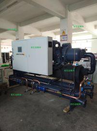 安亿达水冷式螺杆低温冷水机组、水冷式螺杆冷水机组