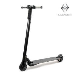 廠家直銷5.5寸迷你便攜電動滑板車 成人摺疊電動車