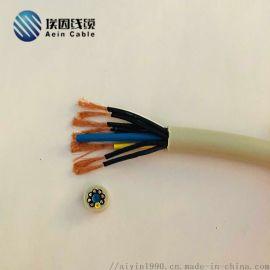 CE认证 H05VV-F耐油PVC电源电缆