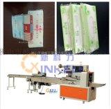 軟抽紙包裝機械-餐飲白包抽紙包裝機