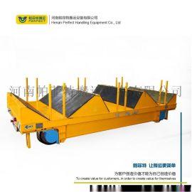 钛合金管塑料管子无轨平板车平衡梁电动平车地轨电动车