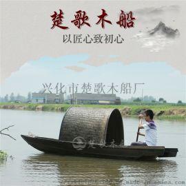 云南临沧木船厂家定制游览船哪里有