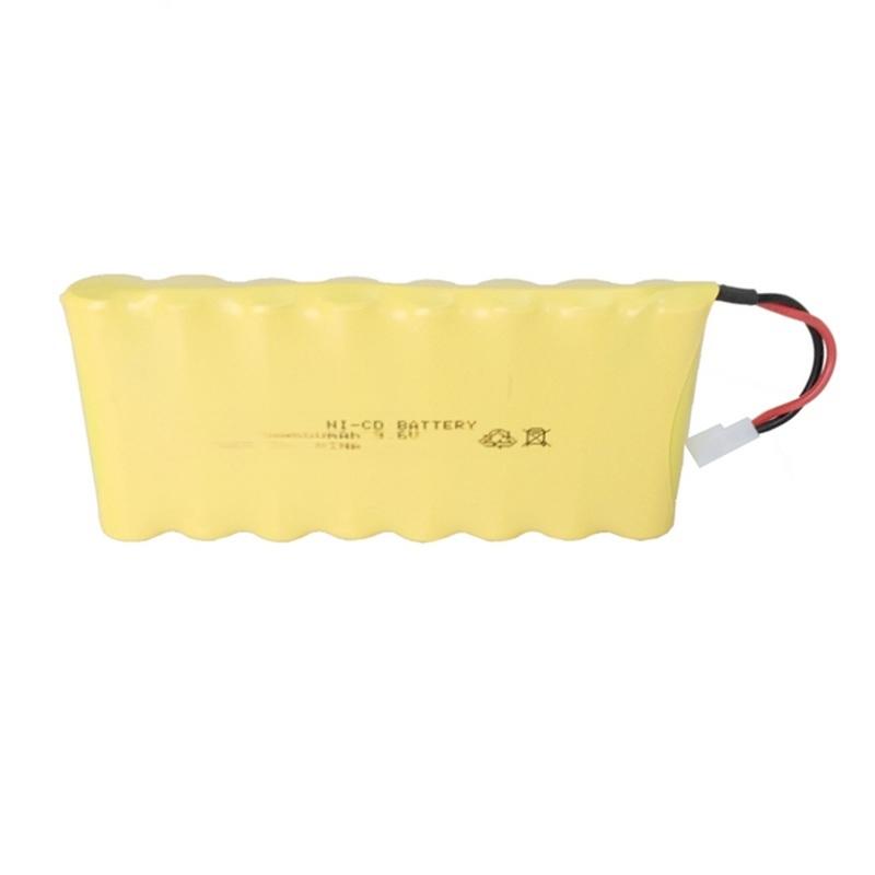 1x8AA镍镉电池组9.6V遥控玩具车电池镍电芯