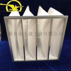供应 中效袋式空气过滤器 板框式空气除尘过滤器