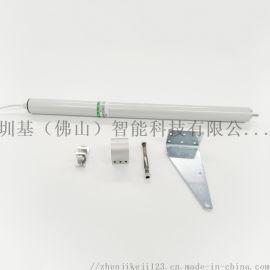 贵州省黔西南州螺杆式开窗器遥控控制消防排烟窗24v