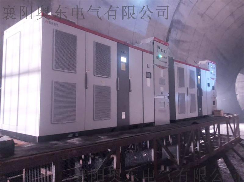 高压变频调速装置配套水泵运行时控制回路工作原理介绍