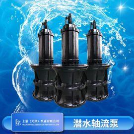 QZB潜水轴流泵安装方法/厂家指导选型报价