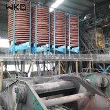 5LL-1200洗煤溜槽 玻璃钢螺旋溜槽 选矿溜槽