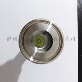 不锈钢延时灯 LED延时视镜灯 带开关延时视镜灯