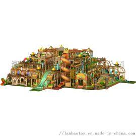 森林淘氣堡兒童樂園室內設備大型娛樂廠家直銷