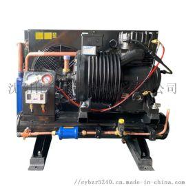 冷库制冷设备生产厂家3匹谷轮活塞式制冷机组