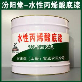 水性丙烯酸底漆、防水,防漏,性能好