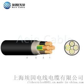 N2XH-J, N2XH-O欧标无卤阻燃电缆