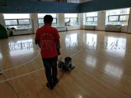 夏季,篮球场木地板该如何养护?