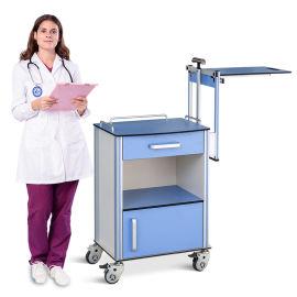 可移动抗倍特多功能床头柜 SKS009-2床头柜
