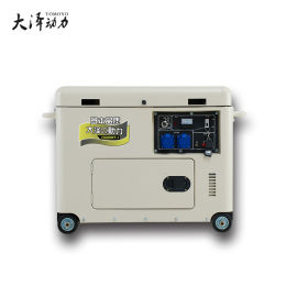 大泽动力3kw静音柴油发电机TO3800ET-J