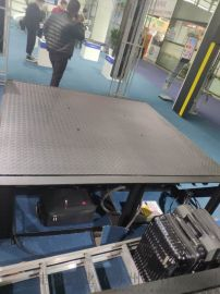 仓储月台高度调节板 台边式登车桥