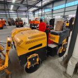 路面小型压实机械 2吨液压压路机 双钢轮座驾压路机