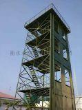 六層消防訓練塔,消防官兵體能訓練塔