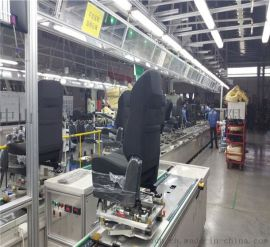 佛山按摩椅装配线,按摩椅老化线,医疗椅轮椅生产线