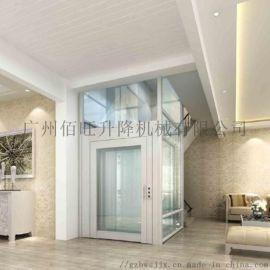佰旺牌別墅家用電梯小型家用電梯無機房家用電梯