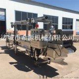 DR-400型柳州螺狮粉腐竹油炸机 产量大省人工