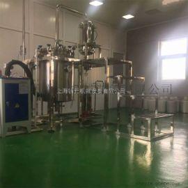 上海大型玫瑰精油提取设备水汽蒸馏设备