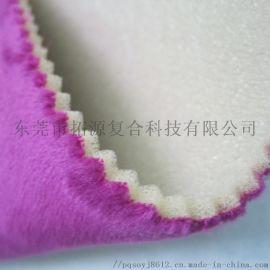 超柔复合泡棉贴TPU防水膜_海绵复合超柔防水布