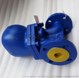 FT46法兰式杠杆浮球疏水器烘干机专用