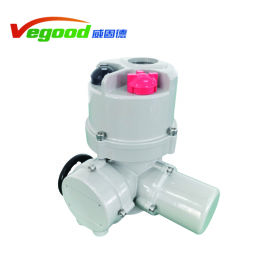 部分回转阀门电动执行器VGDQ20防爆型
