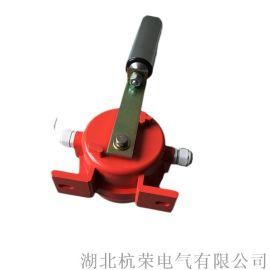 胶带机控制XLPP-Ⅰ-QT两级跑偏开关