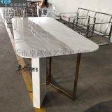 不锈钢餐桌椅餐桌椅 东莞市  创艺餐桌椅