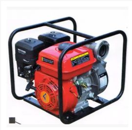 50BJ32 手抬机动消防泵 东进6马力手抬机动泵汽油机