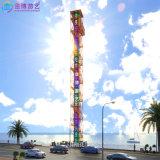 蹦极设备 专注生产大型景区游乐项目 金博JB117