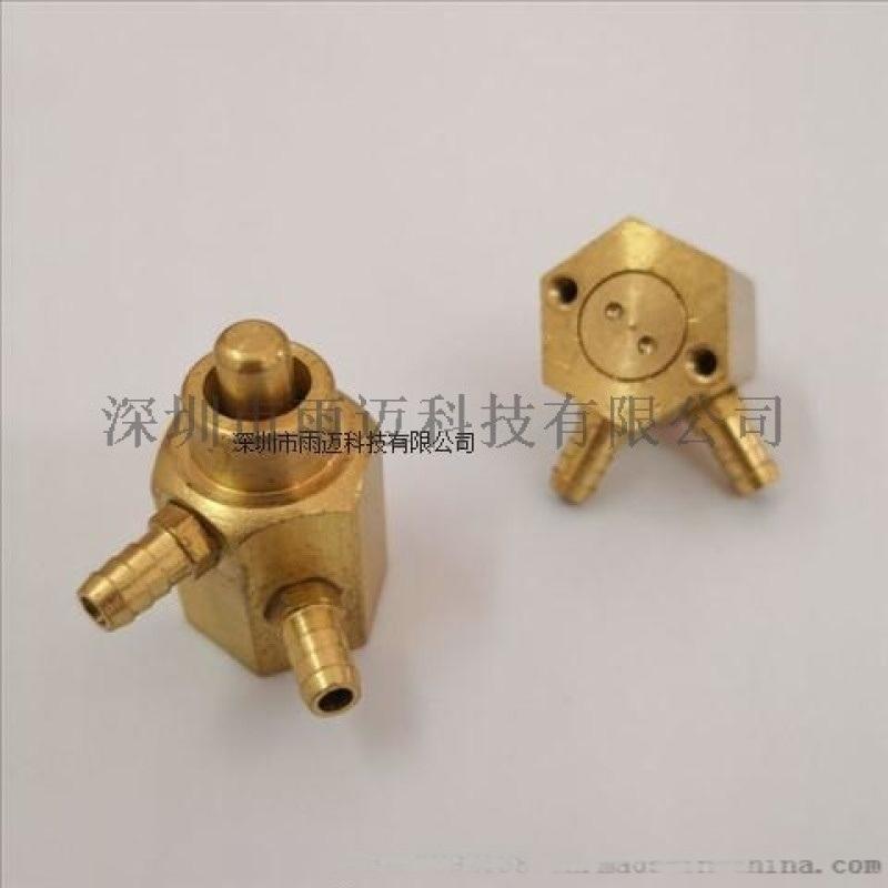 深圳福永走心机加工厂 CNC精密五轴加工