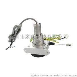 米朗WEPFS-M-EX防水防爆拉线拉绳位移传感器