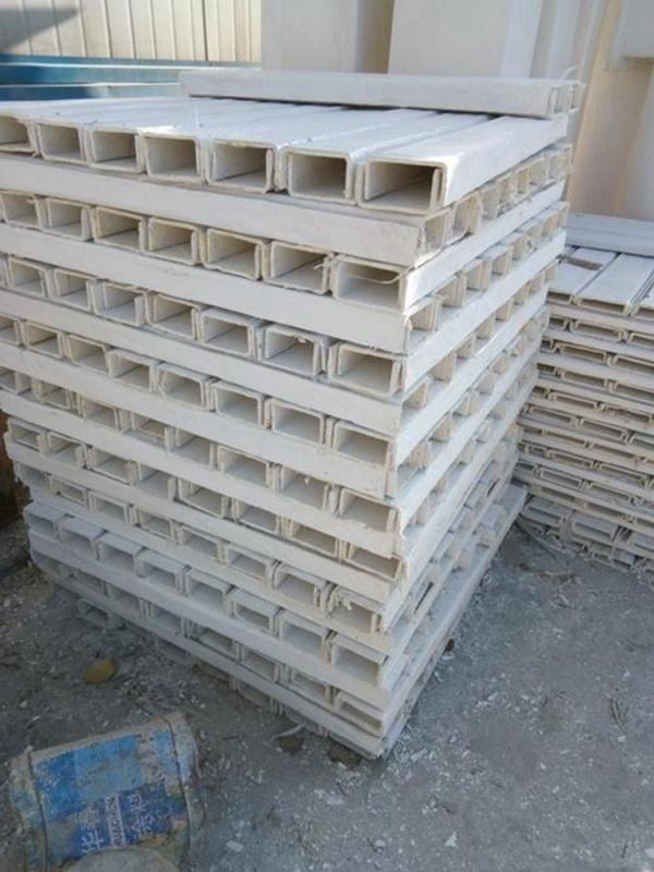 霈凱 環氧樹脂複合型橋架 照明配線電纜槽盒廠家