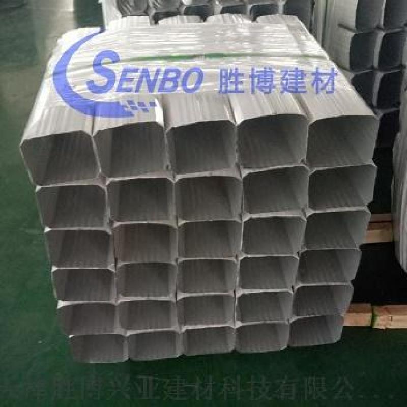 彩钢方形落水管,彩钢方形落水管规格108*144