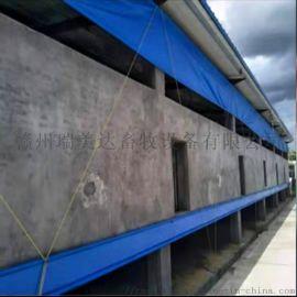加厚养殖场卷帘帆布猪场卷帘布防雨防水挡风防晒篷布