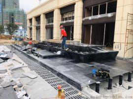 郑州市地砖龙骨架加强型 喷泉景观