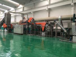 江苏贝尔机械-1000kg/h. PE薄膜清洗线