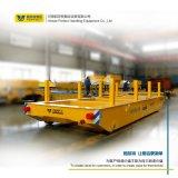 厂区货物转运轨道车 遥控轨道车 冶炼设备配套电平车