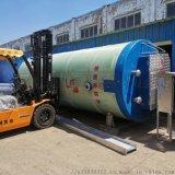 预制式一体化污水提升泵站应用