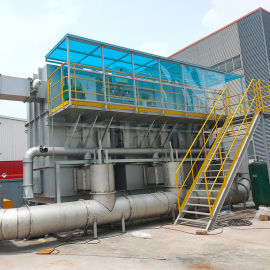 制药厂废气处理环保机械制造厂
