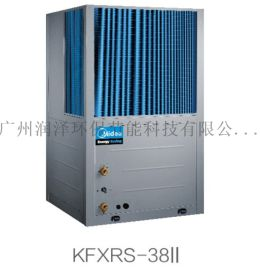美的循环式空气能热泵10匹主机KFXRS-38II