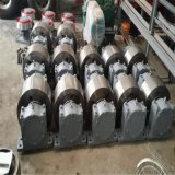 滚筒造粒机托轮造粒机拖滚定制型