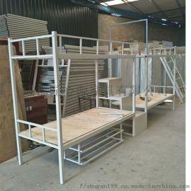 自贡学校家具-成都学生床厂家-学生课桌椅