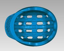 三维扫描服务在头盔模具行业的应用