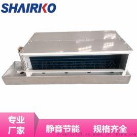 上海爱科厂家卧式暗装船用风机盘管